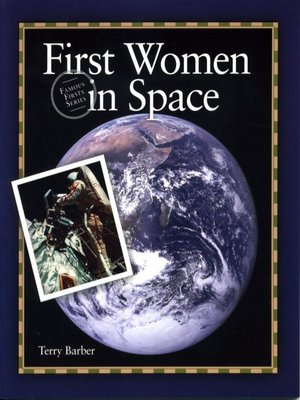 cover image of First Women in Space