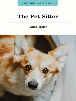 cover image of The Pet Sitter