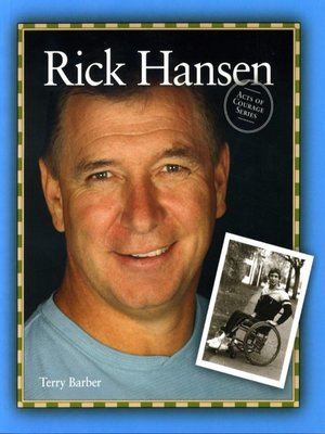 cover image of Rick Hansen