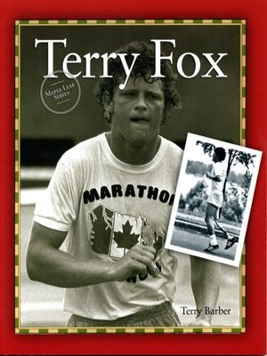 cover image of Terry Fox