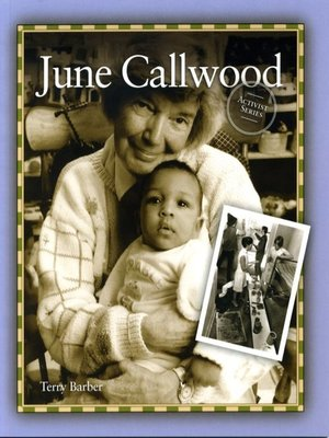cover image of June Callwood