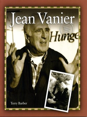 cover image of Jean Vanier
