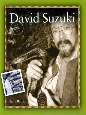 cover image of David Suzuki
