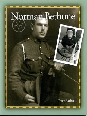 cover image of Norman Bethune