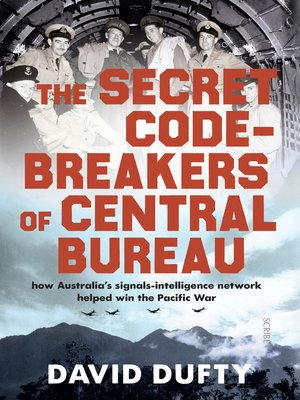 cover image of The Secret Code-Breakers of Central Bureau