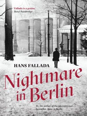 cover image of Nightmare in Berlin