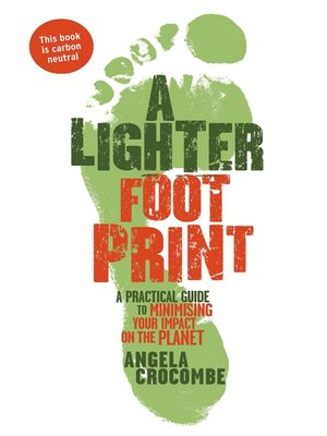 cover image of A Lighter Footprint