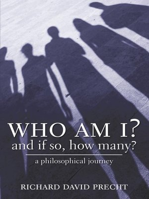 cover image of Who Am I? And If So, How Many?