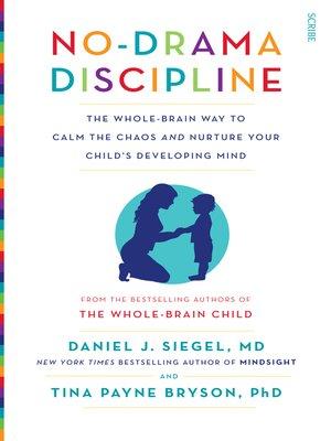cover image of No-Drama Discipline