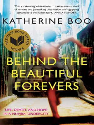 cover image of Behind the Beautiful Forevers