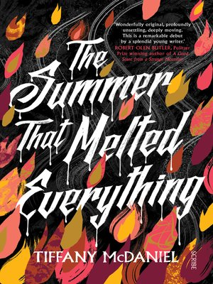 cover image of The Summer That Melted Everything
