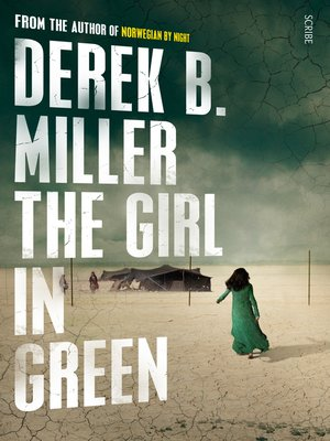 cover image of The Girl in Green