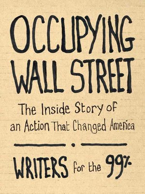 cover image of Occupying Wall Street