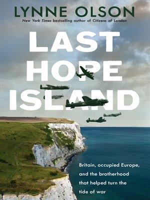 cover image of Last Hope Island