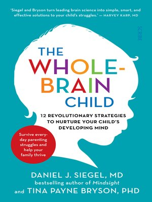cover image of The Whole-Brain Child