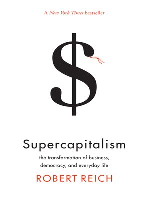 cover image of Supercapitalism