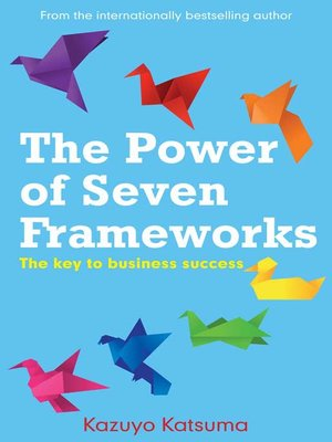 cover image of The Power of Seven Frameworks