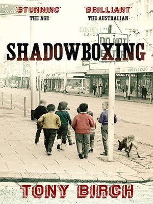 cover image of Shadowboxing