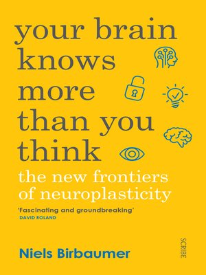 cover image of Your Brain Knows More Than You Think