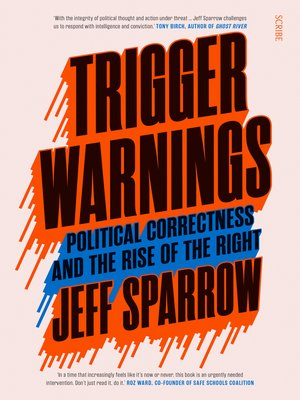cover image of Trigger Warnings