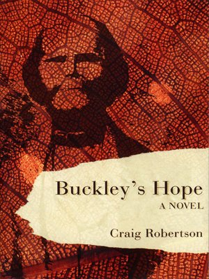 cover image of Buckley's Hope