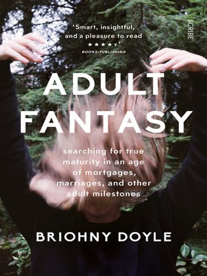 cover image of Adult Fantasy