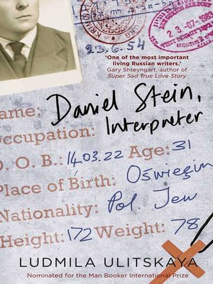cover image of Daniel Stein, Interpreter
