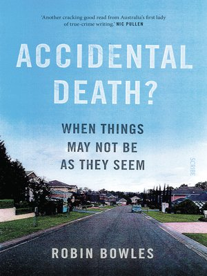 cover image of Accidental Death?
