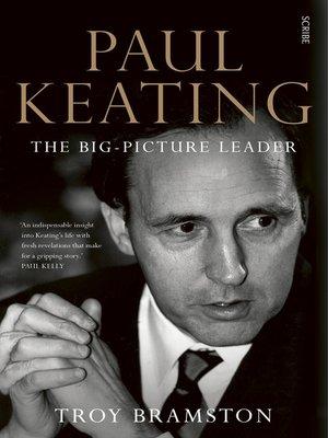 cover image of Paul Keating