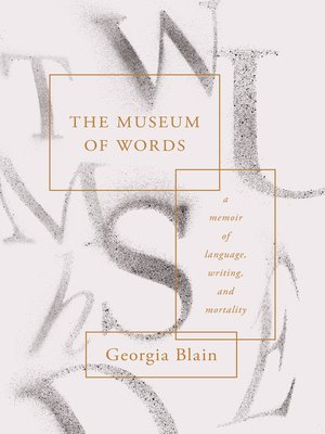 cover image of The Museum of Words