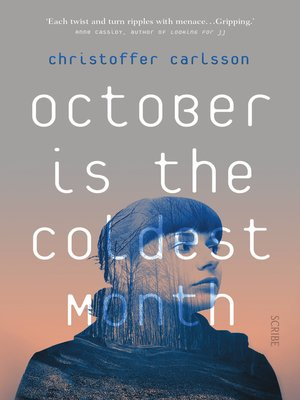 cover image of October is the Coldest Month