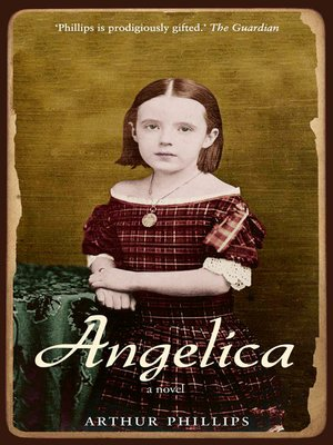 cover image of Angelica