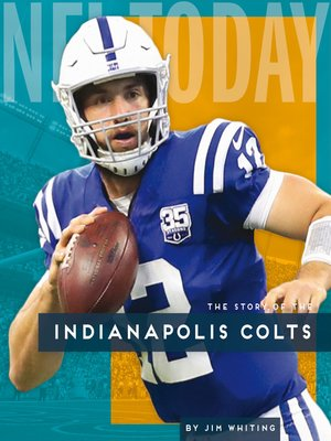 cover image of Indianapolis Colts