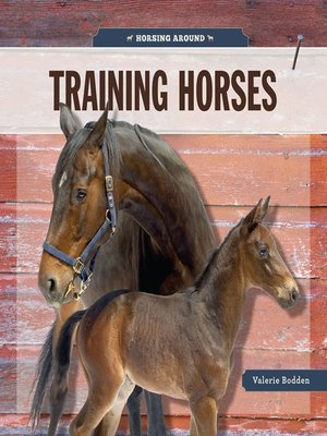 cover image of Training Horses
