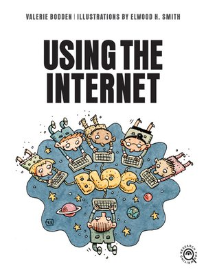 cover image of Using the Internet