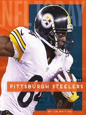 cover image of Pittsburgh Steelers