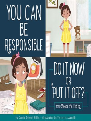 cover image of You Can Be Responsible