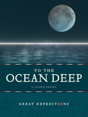 cover image of To the Ocean Deep