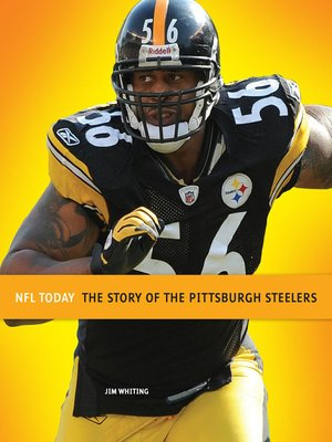 cover image of The Story of the Pittsburgh Steelers