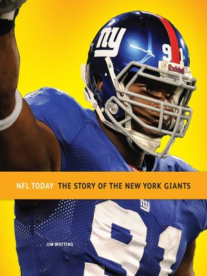 cover image of The Story of the New York Giants