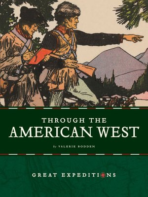 cover image of Through the American West