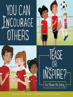 cover image of You Can Encourage Others