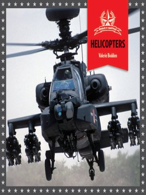 cover image of Helicopters