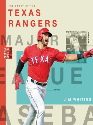 cover image of Texas Rangers