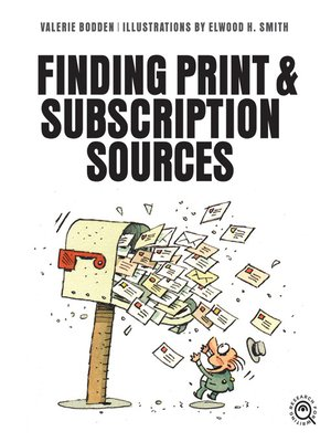 cover image of Finding Print and Subscription Sources