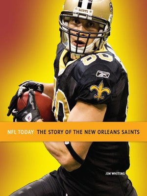 cover image of The Story of the New Orleans Saints