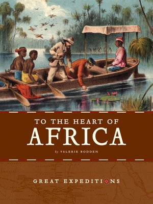cover image of To the Heart of Africa