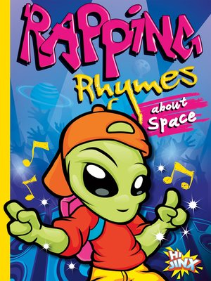 cover image of Rapping Rhymes about Space