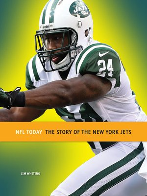 cover image of The Story of the New York Jets