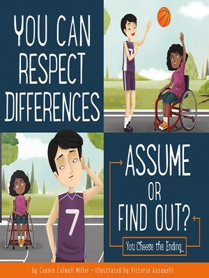 cover image of You Can Respect Differences